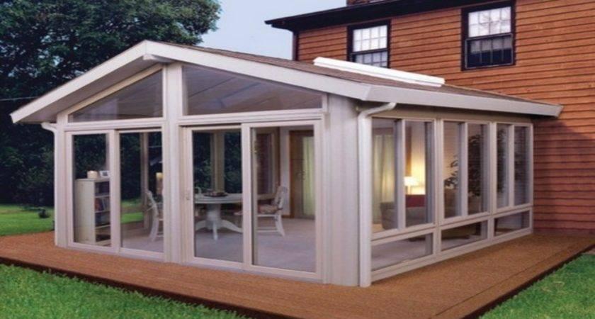 Stylish Enclosed Porch Ideas Karenefoley
