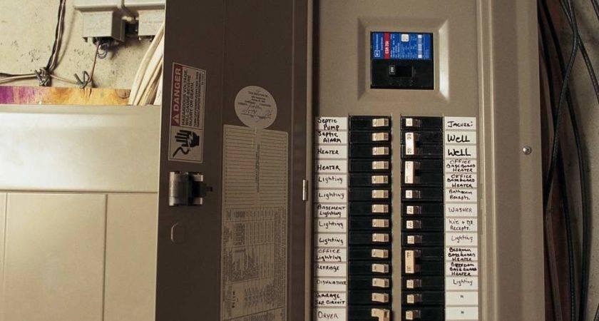 Sub Panels Service Smaller Amperage