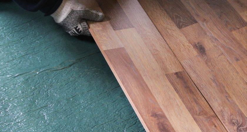 Subfloor Thickness Laminate Flooring
