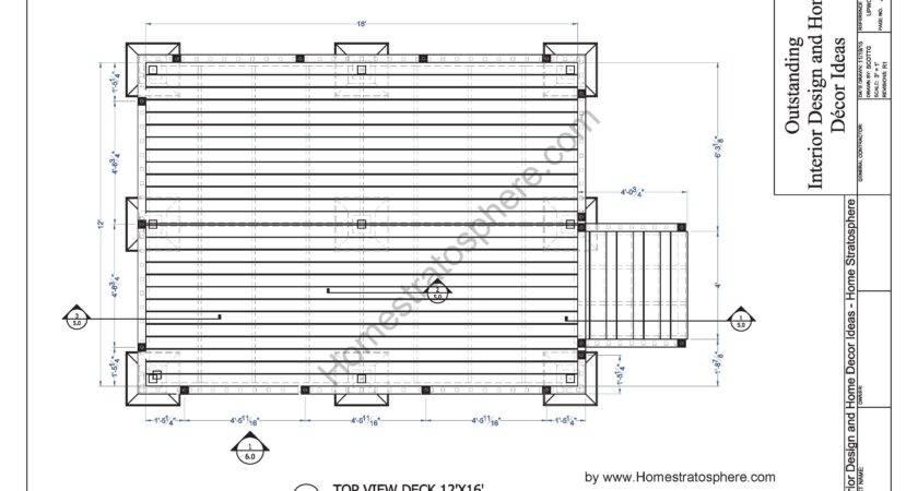 Sublipalawan Style Deck Plan