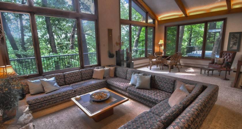 Sunken Living Room Floor Plans Get Good Shape