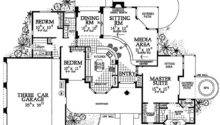 Sunken Living Room House Plans Home Design Style