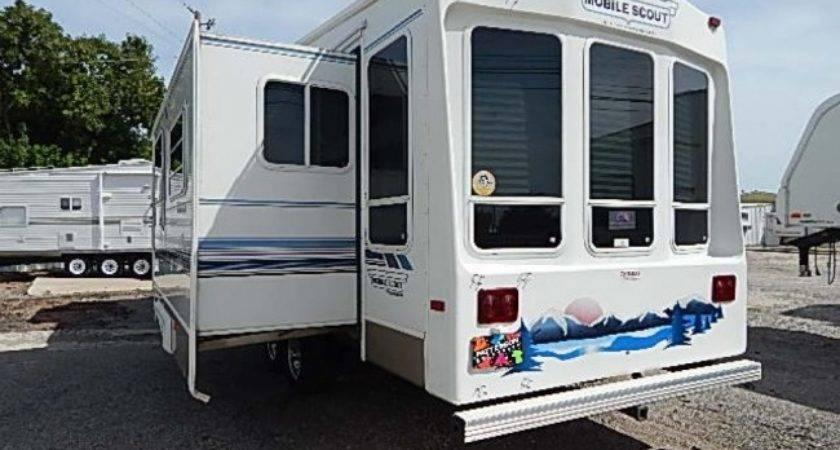 Sunnybrook Mobile Scout Fifth Wheel Wichita