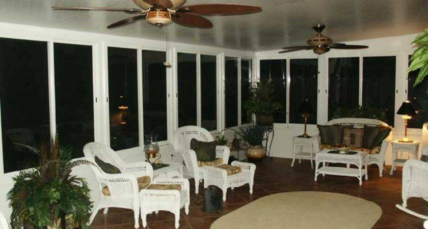 Sunroom Acrylic Windows Orlando Florida Enclosure Builder