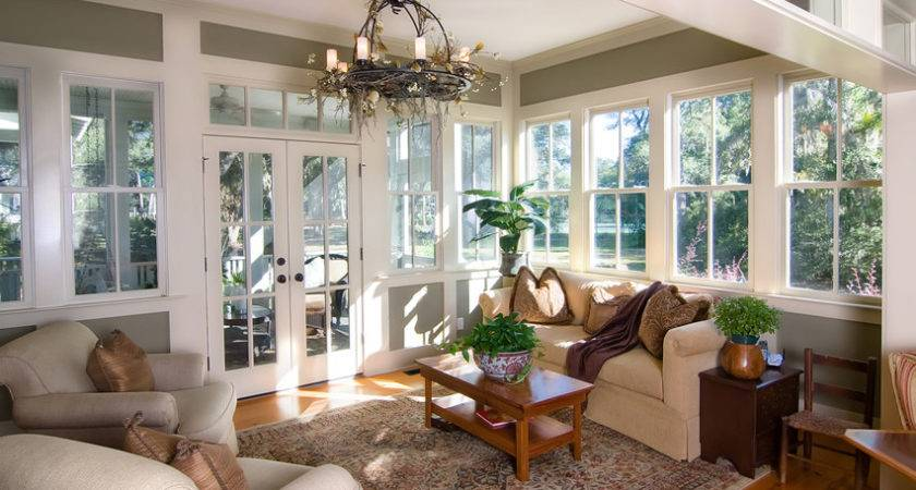 Sunroom Ideas Beautiful Designs Decorating