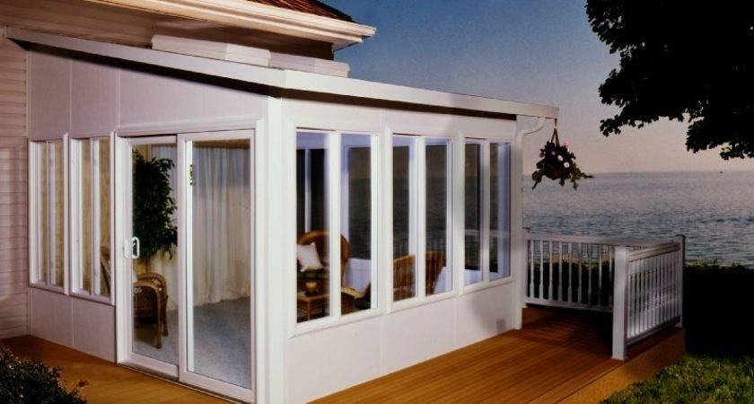 Sunroom Patio Enclosures Additons Designs