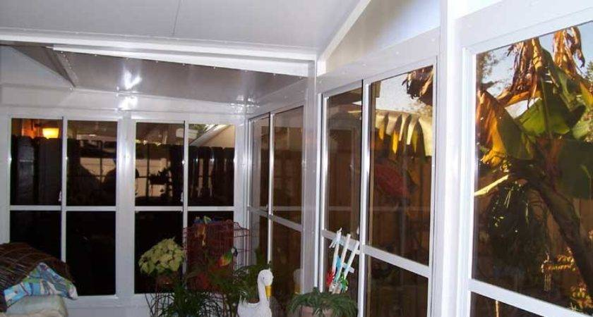 Sunroom Vinyl Windows Enclosure Apopka Florida Prager