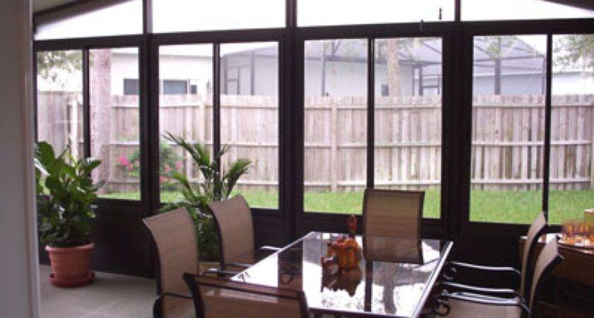 Sunrooms Florida Room Windows Living Big