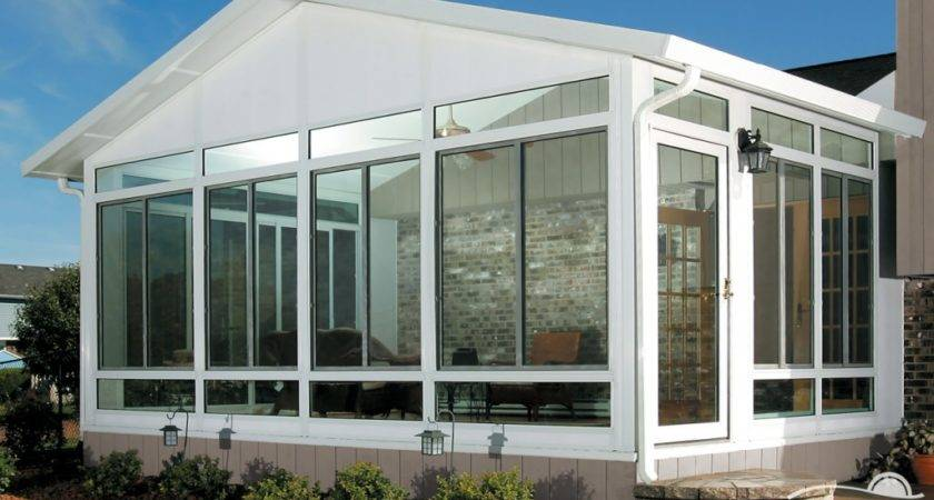 Sunrooms Glass Windows Acrylic Florida