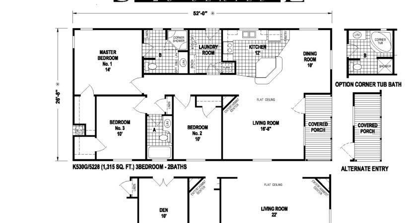 Sunset Ridge Series Starhomes Manufactured Homes