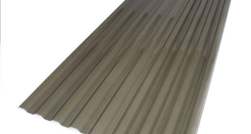 Suntuf Polycarbonate Corrugated Roof Panel