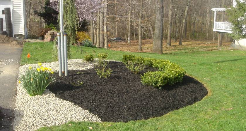 Superb Landscaping Rocks Mulch