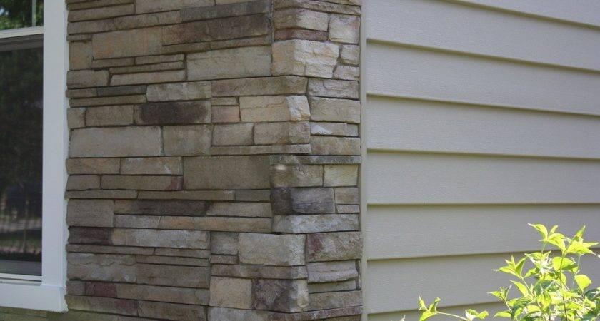 Surprisingly Stone Vinyl Siding Homes House Plans