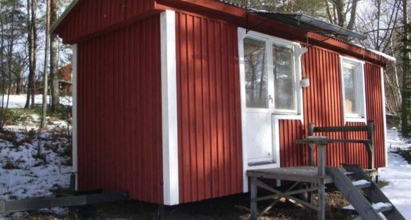Swedish Mobile Hunting Cabin