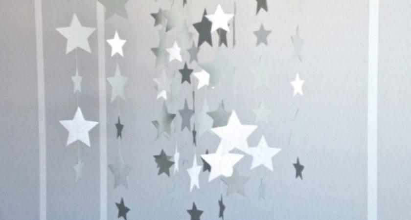 Sweet Diy Galaxy Star Crib Mobile Kidsomania