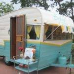 Sweet Vintage Camper Dreaming Cornbread Beans Quilting