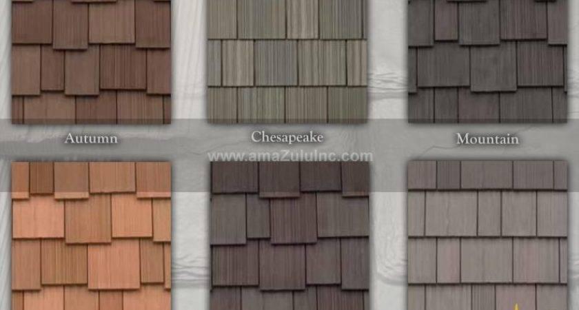 Synthetic Thatch Roofing Faux Cedar Shake Tile Amazulu