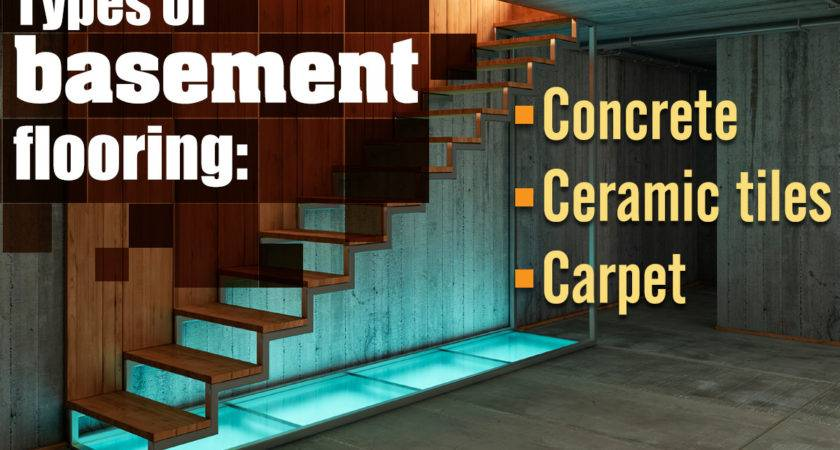 Take Your Pick Really Cool Basement Flooring Options