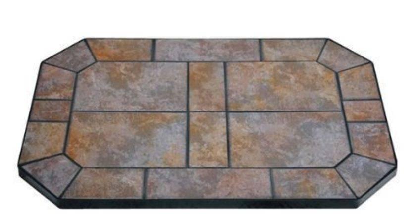 Tartara Tile Stove Board Octagon Ebay