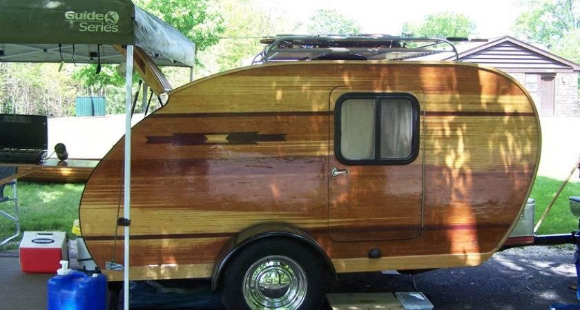 Teardrop Camper Build
