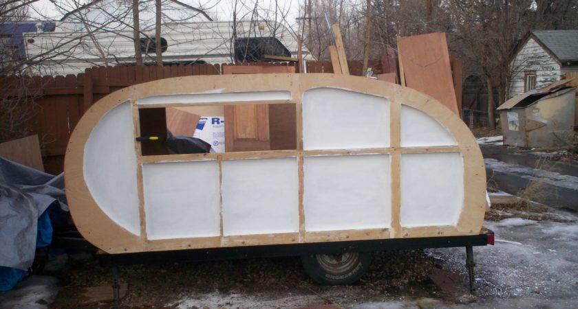 Teardrop Camper Trailer Make Diy Projects Autos