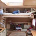 Teardrop Trailer Interiors Tiny Home
