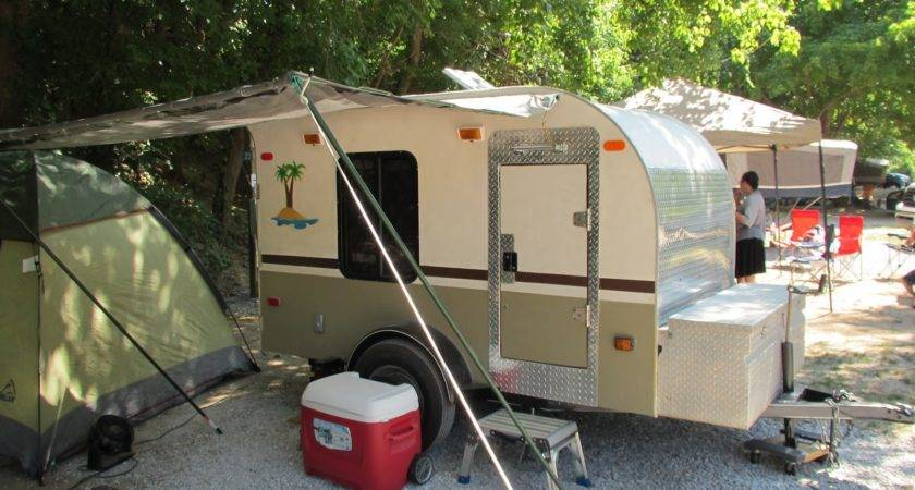 Teardrops Tiny Travel Trailers Topic Low Budget