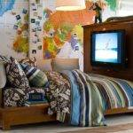 Teen Bedroom Designs Boys Interior Decorating Home