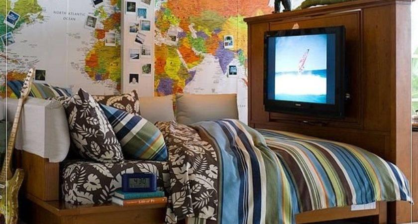 Teen Bedroom Designs Boys Interior Decorating Home