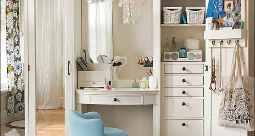 Teen Girl Storage Ideas Room Design