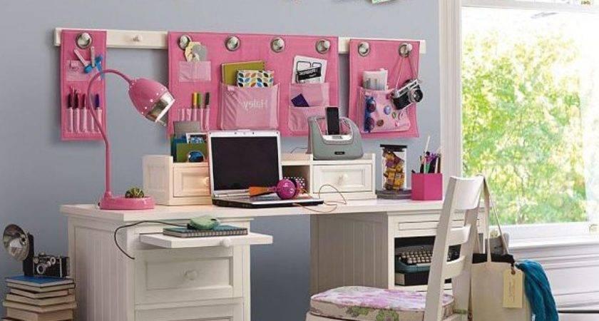 Teenage Girl Room Storage Ideas Interior Design Styles