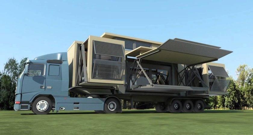 Ten Fold Engineering Deploys Flat Pack Homes Build