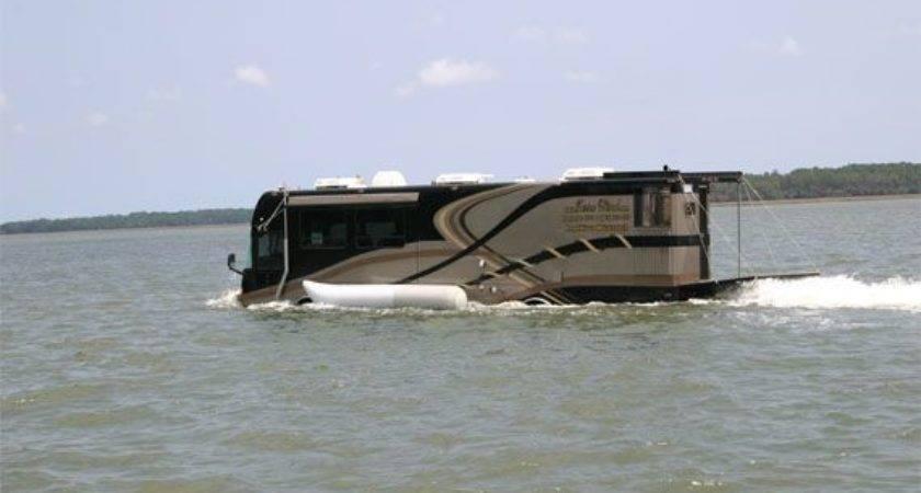 Terra Wind Amphibious Motor Coach Yacht One