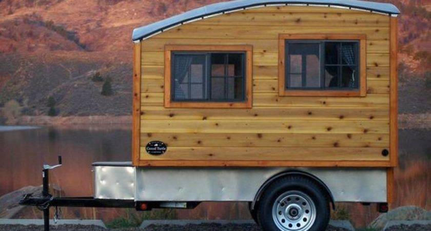 Terrapin Handmade Wooden Camper Home