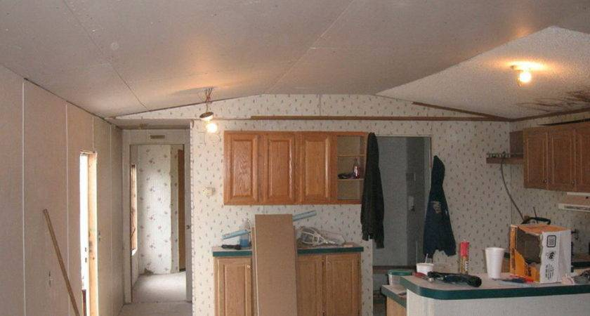 Terrific Mobile Home Ceiling Replacement Simple