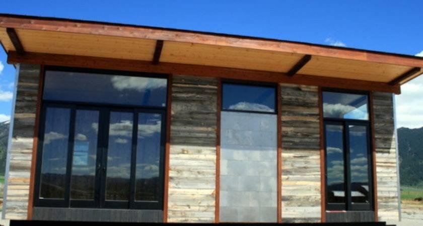 Teton Truss Park Model Vacation Home