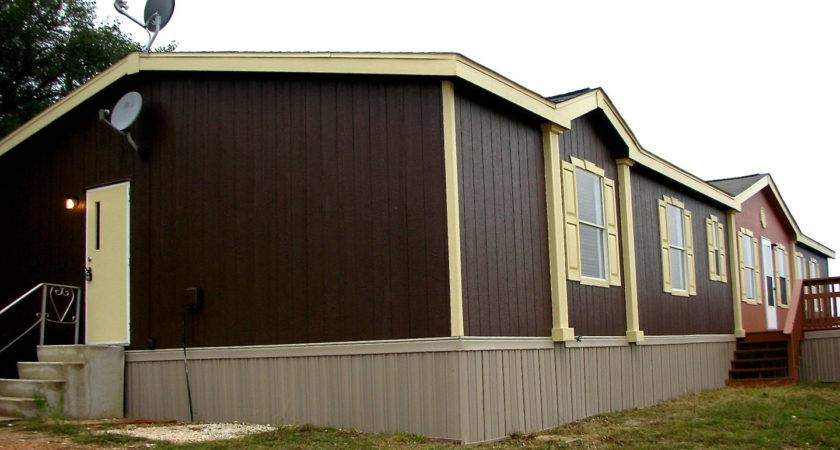 Texas Hill Country Style Manufactured Modular Homes