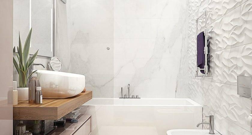 Textured Bathroom Wall Heart