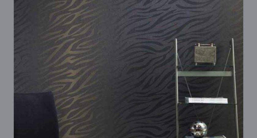 Textured Metallic Wall Covering