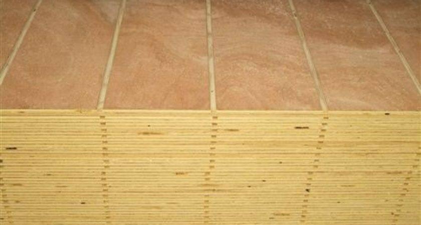 Textured Plywood Breckenridge