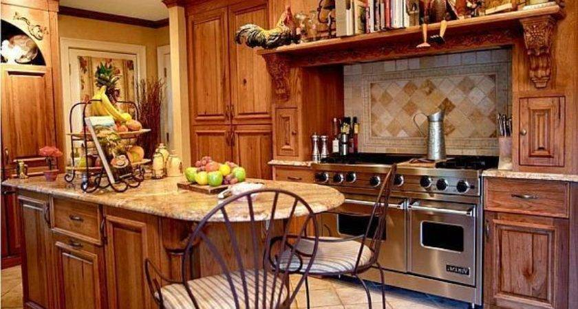 Themed Kitchen Decor Perfect Large