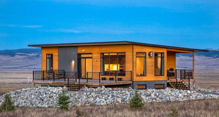 These Amazing Prefab Homes Move Ready Just