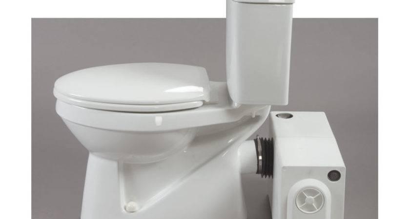 Thetford Bathroom Anywhere Macerating Elongated Toilet Kit