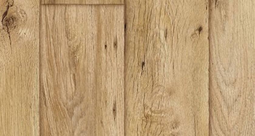 Thick Vinyl Flooring Realistic Warm Wood Plank