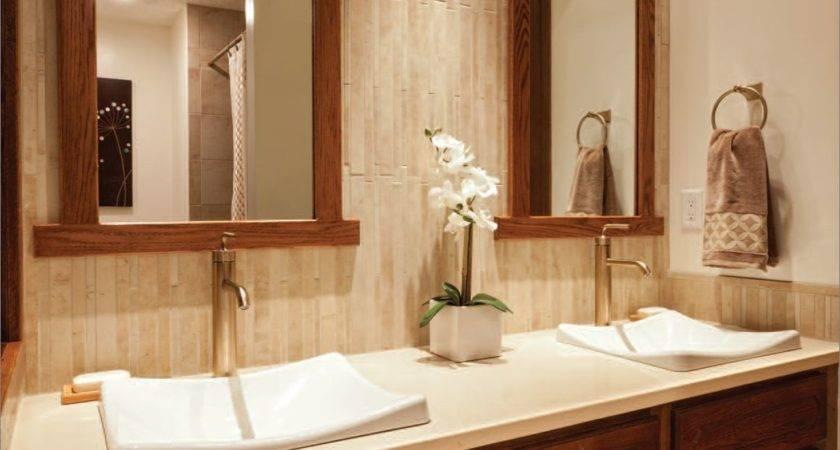 Things Consider Applying Bathroom Backsplash Ideas