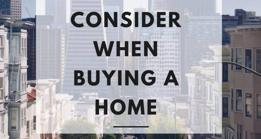 Things Consider Before Buying Home Debt