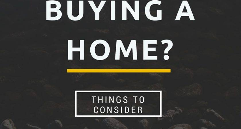 Things Consider Buying Home Raleigh