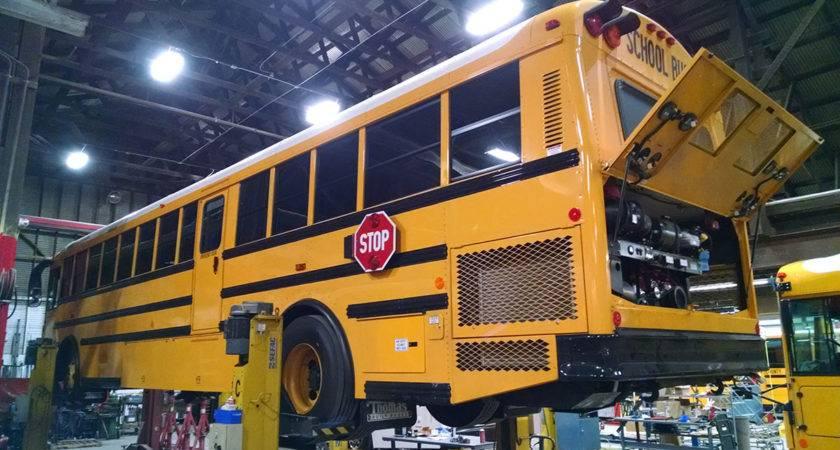 Thomas Built Buses Wiring Diagram Manufacturing