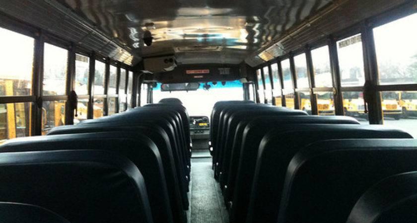 Thomas School Bus Interior Flickr Sharing