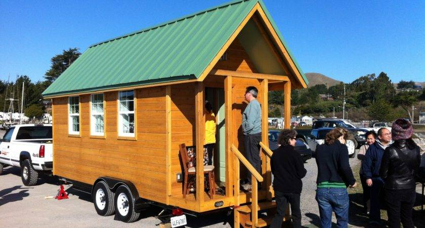 Thoughts Tiny Tumbleweed Towable Trailer Homes